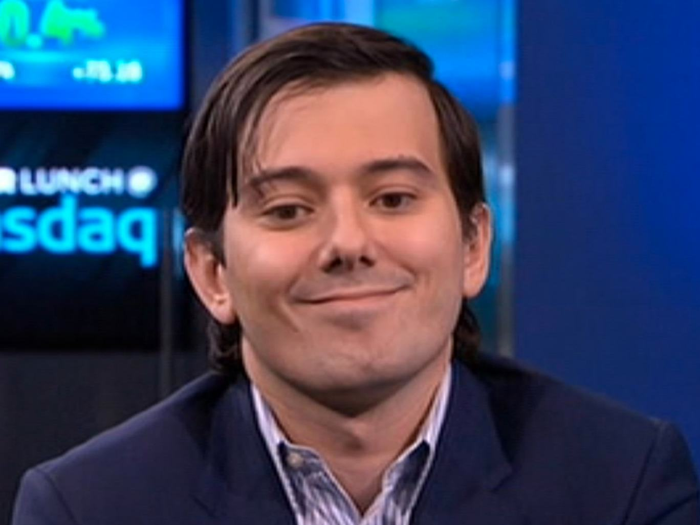 Shkreli 4 The Most Hated Man On The Internet Raises The Price Of Another Drug