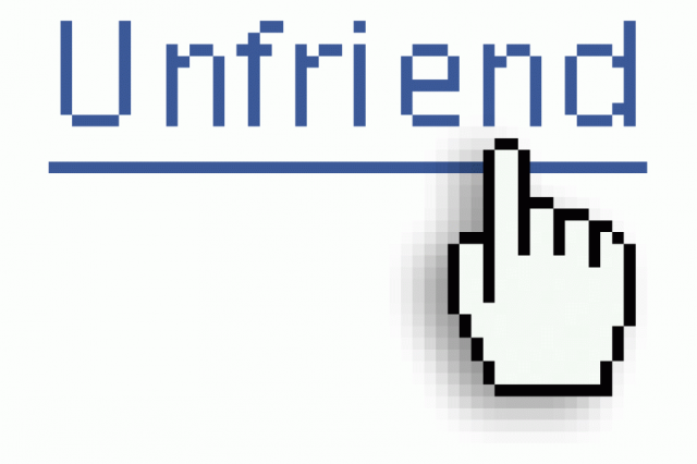 Unfriend 640x426 Heres Why People Unfriend You On Facebook, According To Science