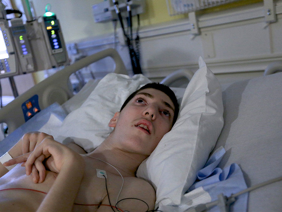 Lad, 13, Builds Device To Help Mate, Struck By Lightning, Speak Again WCPO EthanKadish June2015 EM 5 1434123381352 19719880 ver1.0