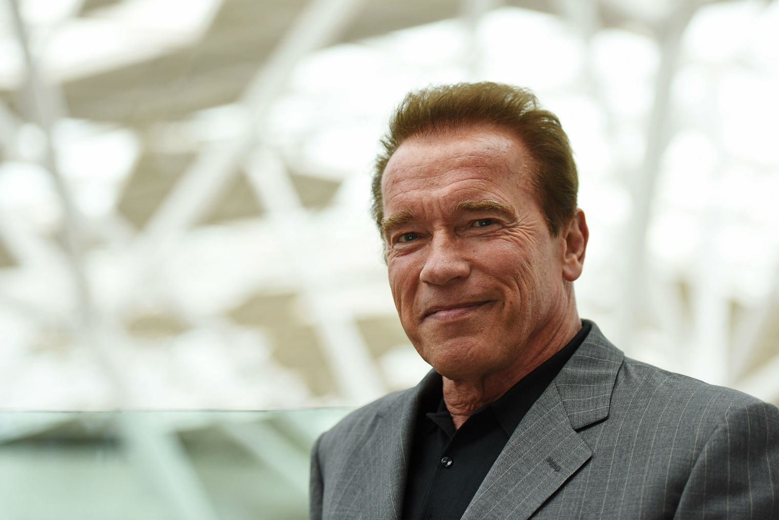 Arnold Schwarzenegger Comes Up With Perfect Way To Silence Climate Change Deniers arnie1 1