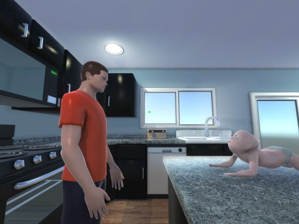 baby muder game New Video Game Featuring Suicidal Babies Is Weird As Hell