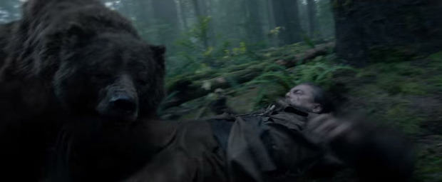 Science Answers Whether Leo Could Actually Get Raped By A Bear bear4
