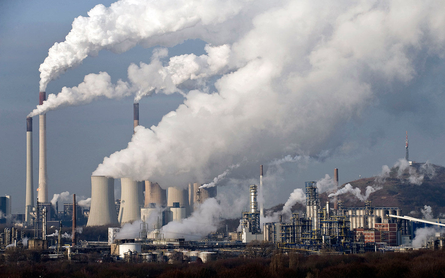 World Awaits Historic Climate Deal To Keep Rises Well Below 2C carbon emissions 092414