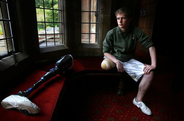 chris2 Soldier Who Lost Leg In Iraq Brilliantly Tackles Islamophobia In Facebook Post