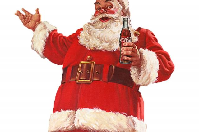 coca cola christmas santa 640x426 The Best And Worst Christmas Adverts Ever