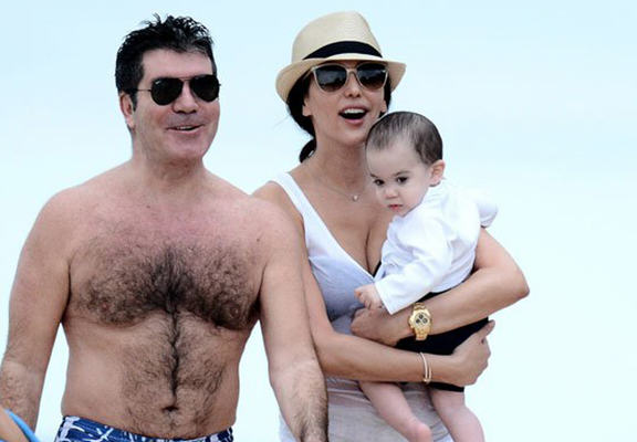 cowell web Simon Cowells Home Raided By Burglars While He Slept