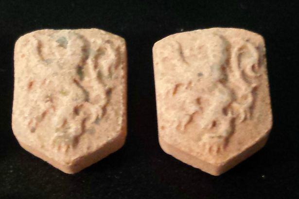 ecstasy1 New Years Eve Drug Alert Issued After Two People Die Taking Killer Lion Ecstasy'