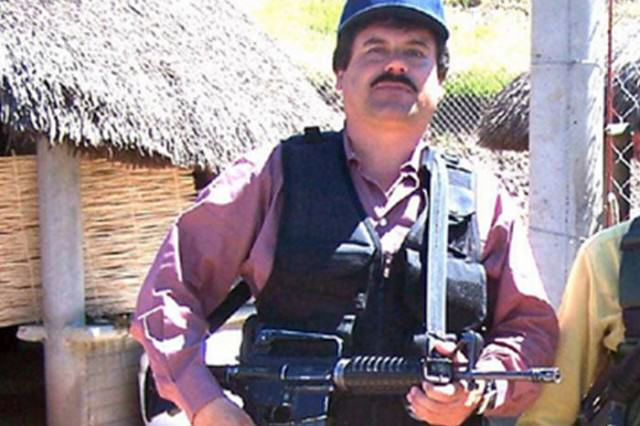 Drug Lord 'El Chapo' Has Joined The War Against ISIS