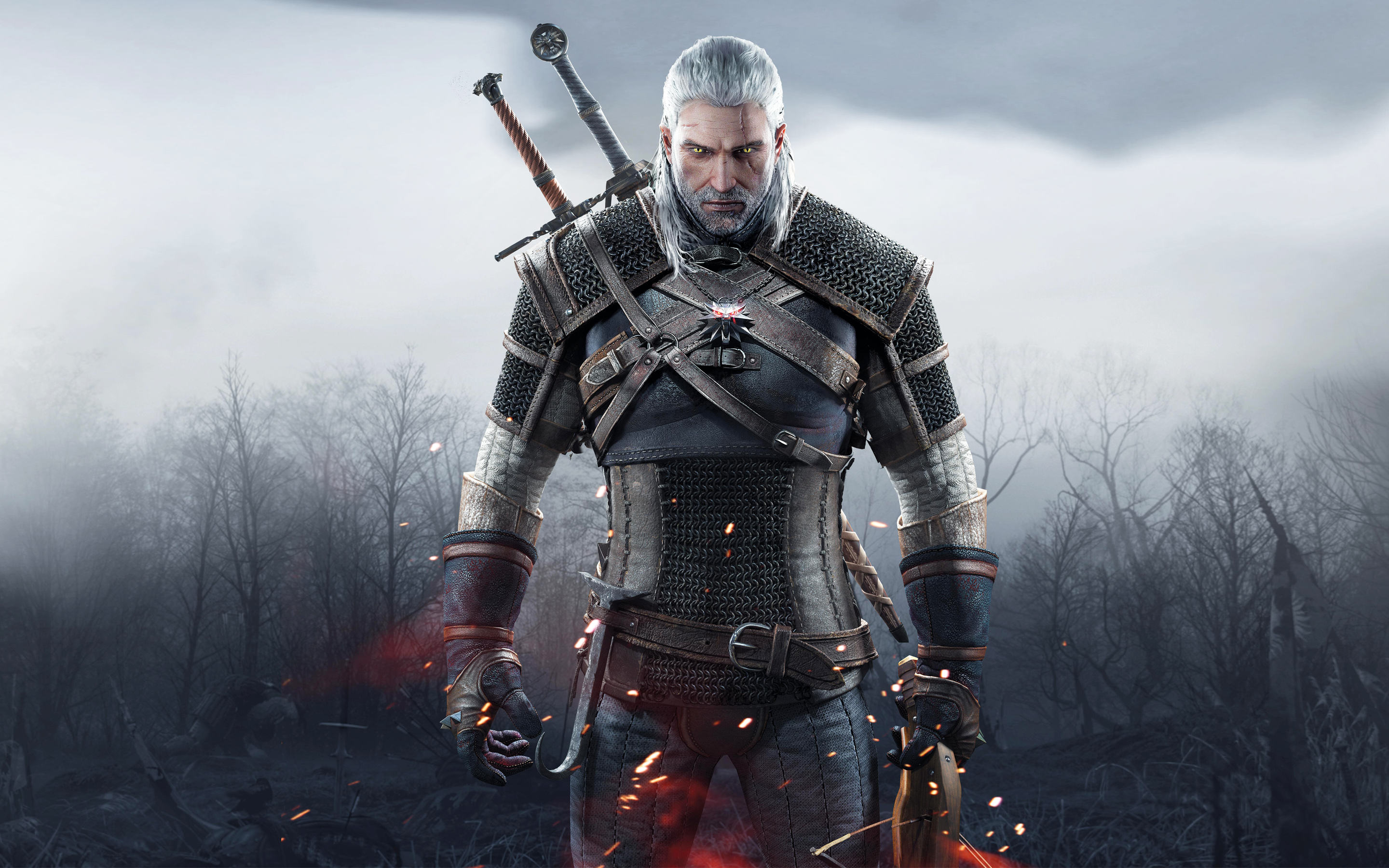 Brand New Images Emerge For Witcher 3s Blood And Wine Expansion geralt