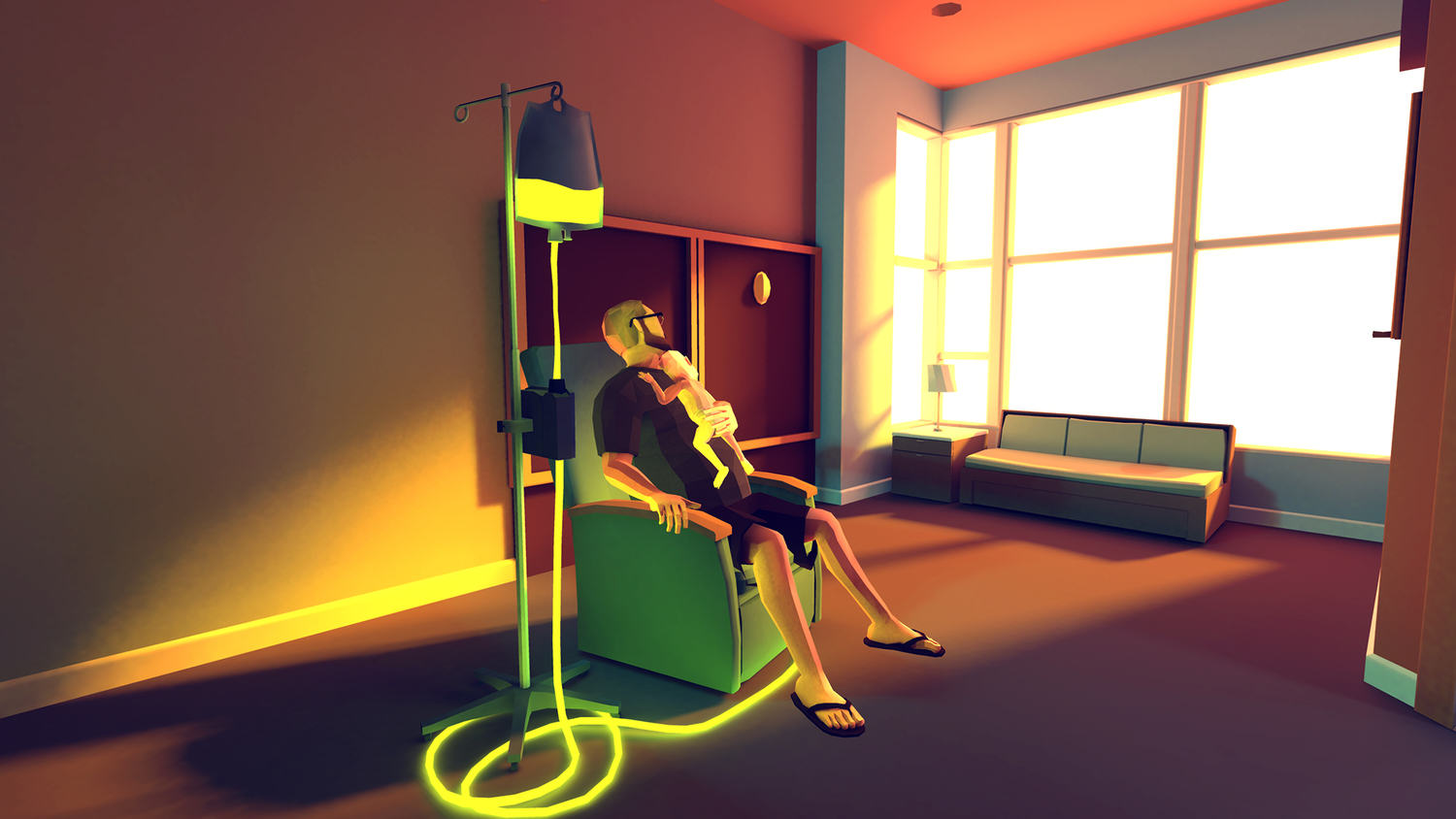 green drip Parents Make Heartbreaking Video Game About Their Childs Terminal Cancer