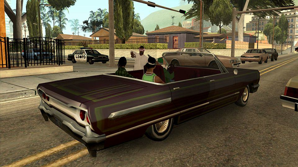 gta san andreas screenshot 1280.0.0 GTA: San Andreas Just Became Available On Playstation 3 And Nobody Knew
