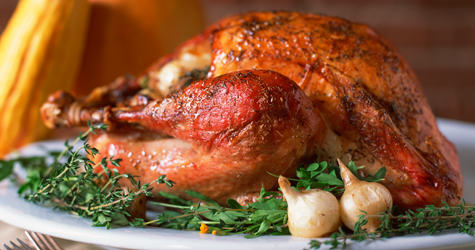 imgs thanksgiving healthier healthiest turkey Christmas Food Hacks That Will Impress Your Mates And Family