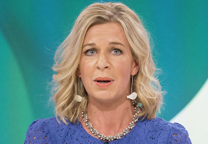 katie hopkins web thumb 1 Artist Crucifies Katie Hopkins To Raise Money For Syrian Refugees
