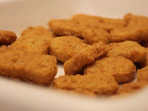 mcdonalds chicken mcnuggets Seven Reasons Why Giving Up Meat Is A Great New Years Resolution