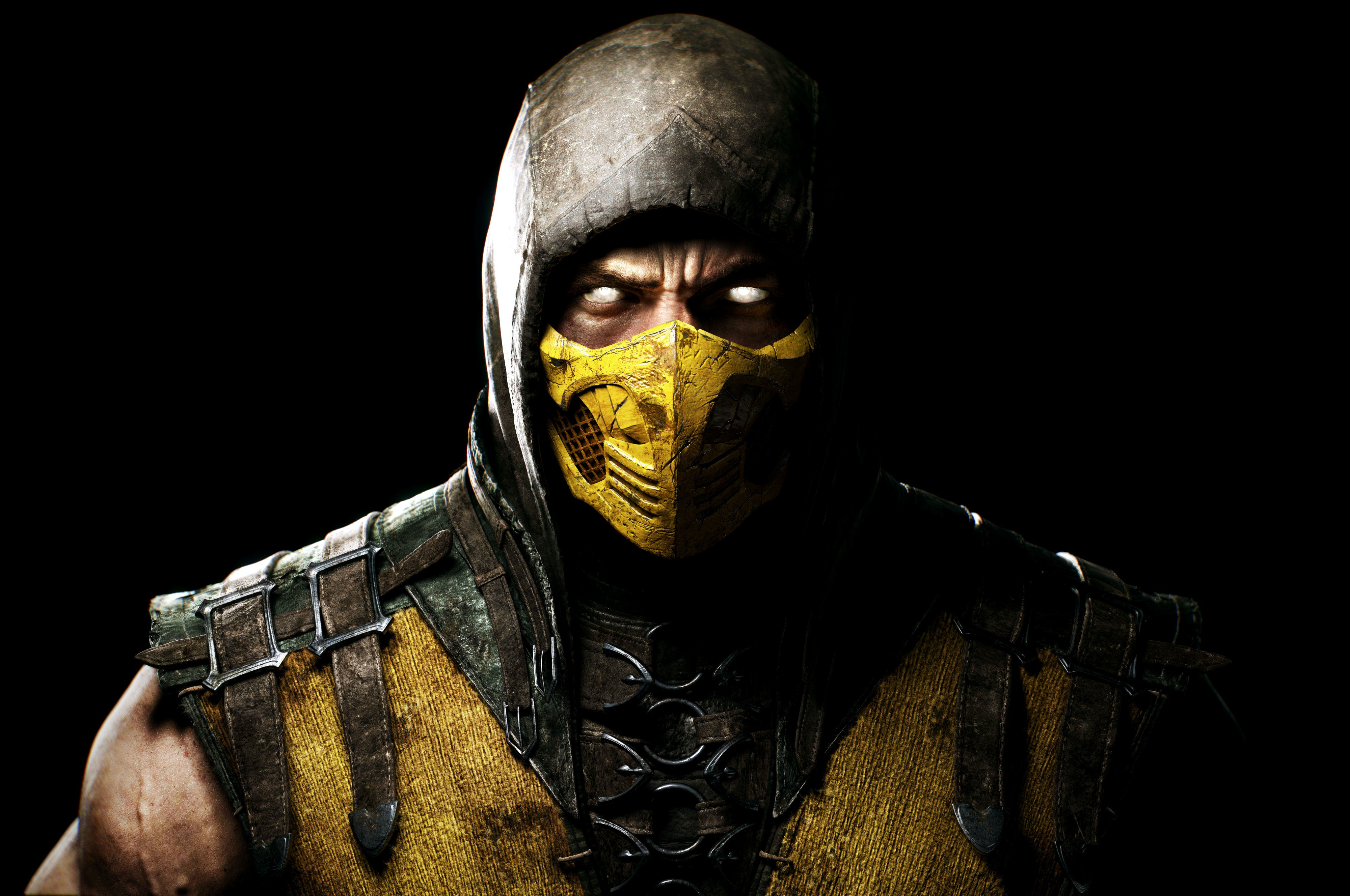 mortalkombatx Facebook Reveal The 10 Most Talked About Games Of 2015