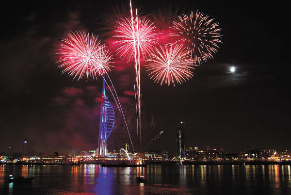 %name Ten Awesome Places To Celebrate New Years Eve In The UK And Ireland