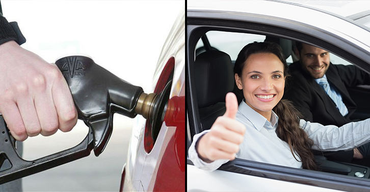 Merry Christmas! Petrol In UK To Fall To £1 Per Litre petrol prices FB