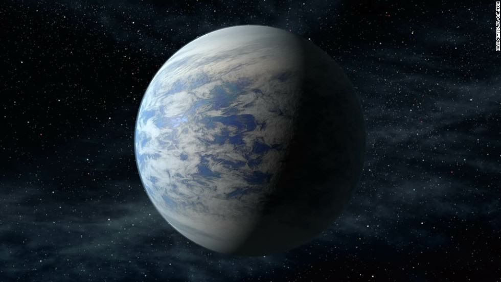 Astronomers May Have Found Massive New Super Earth In Our Solar System planet2