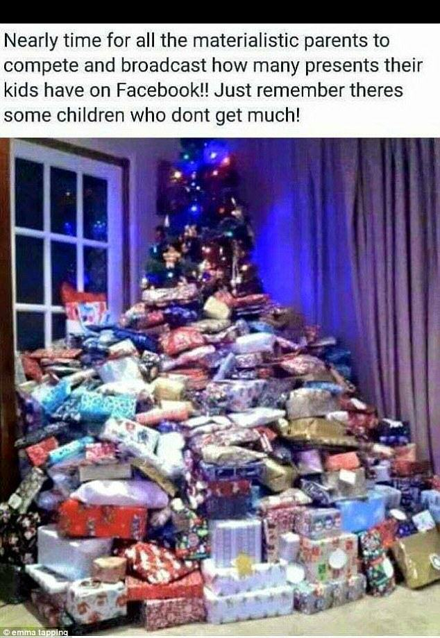 Mother Spends £1,500 On Christmas Presents, Insists Children Are Not Spoilt presents2