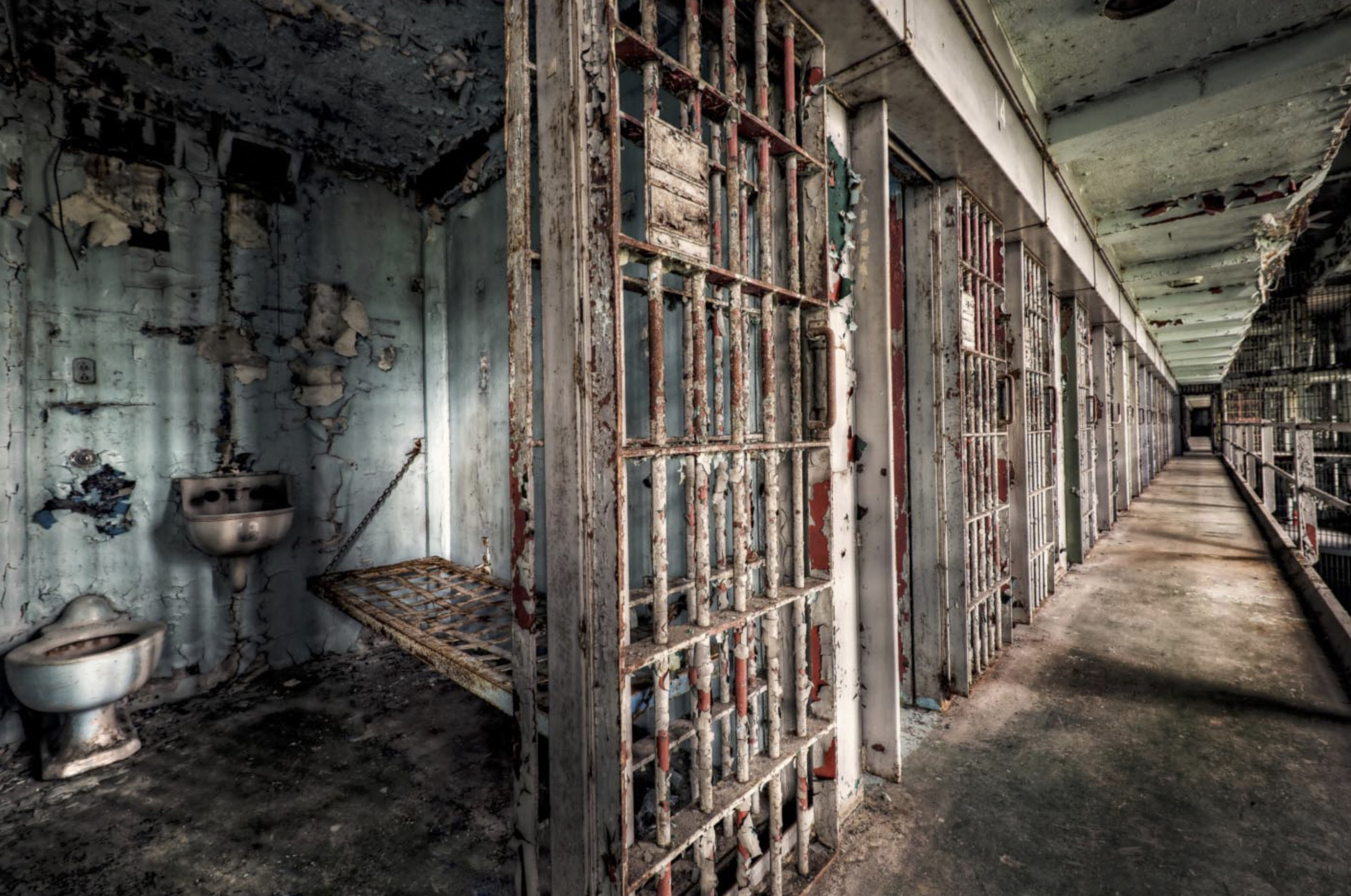 prison16 This Abandoned Prison Has Been Opened To Tourists And Its Creepy AF