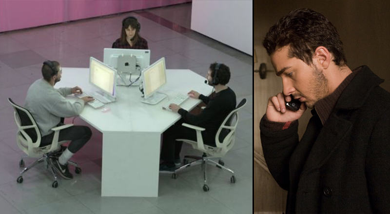 shia You Can Literally Talk To Shia LaBeouf On The Phone Right Now