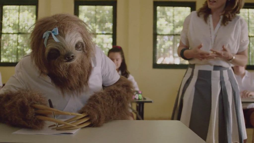 Stoner Sloth Tells Kids Not To Smoke Weed, Backfires Totally stoner sloth