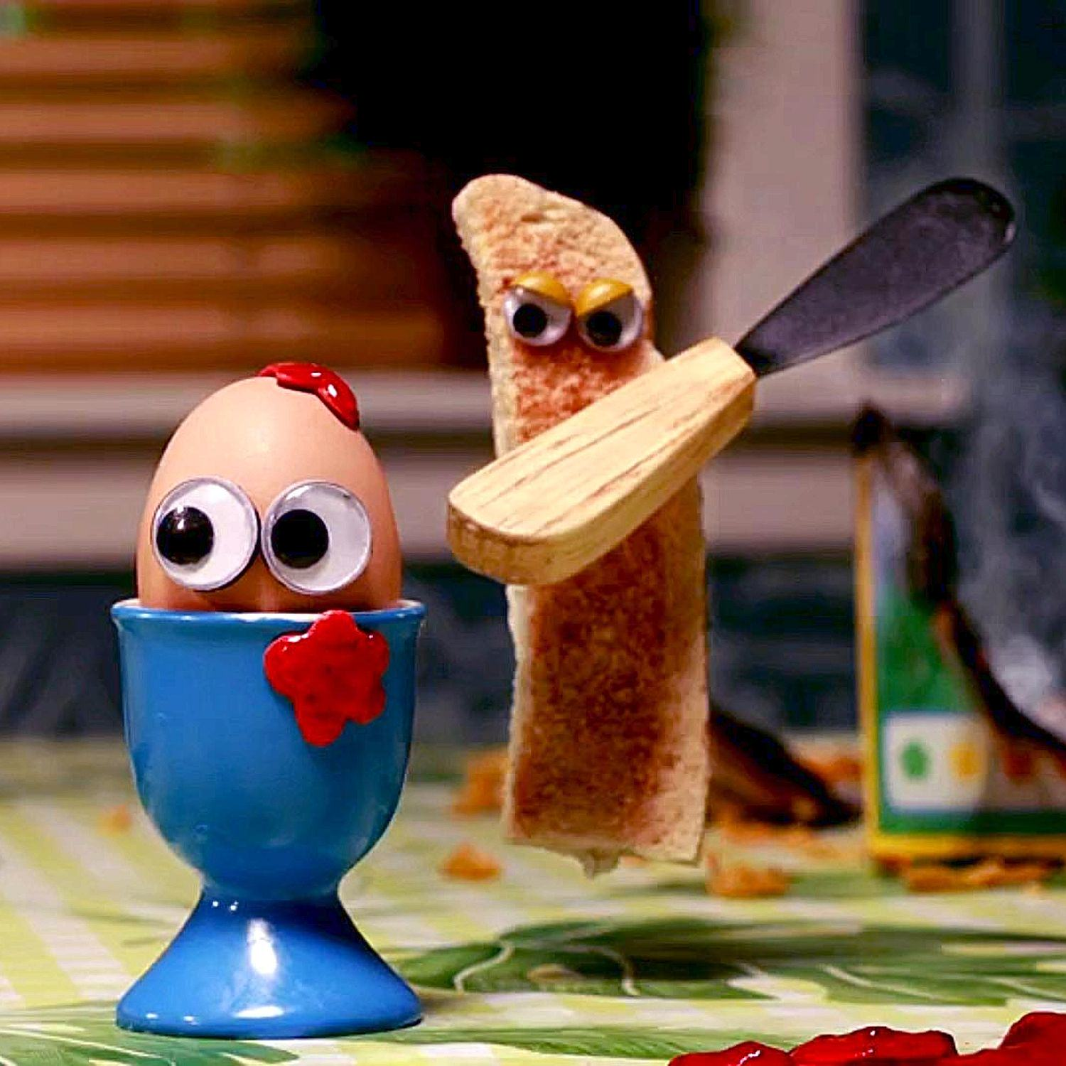 toast1 People Not Happy Over Shocking ISIS Style Beheading On BBC Kids Show