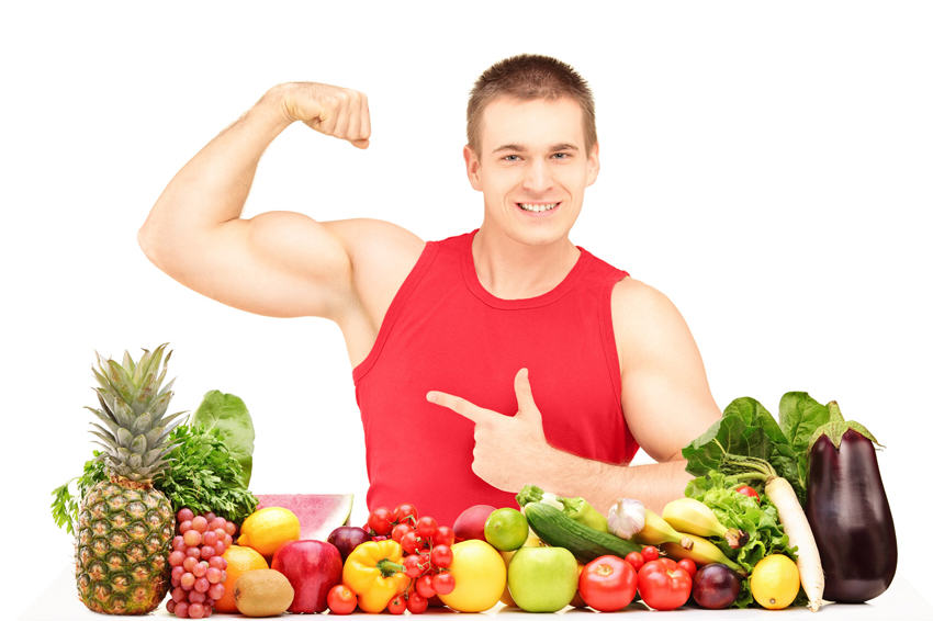 Study Reveals What Society Really Thinks Of Guys Who Dont Eat Meat vegan masculine 1