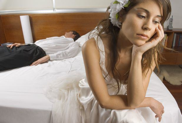 People Who Remained Virgins Before Marriage Reveal All About Their First Time wedding night 1