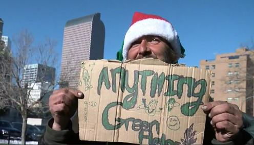 weed 2 U.S. Charity Gives Away Weed In Plan To Help Homeless