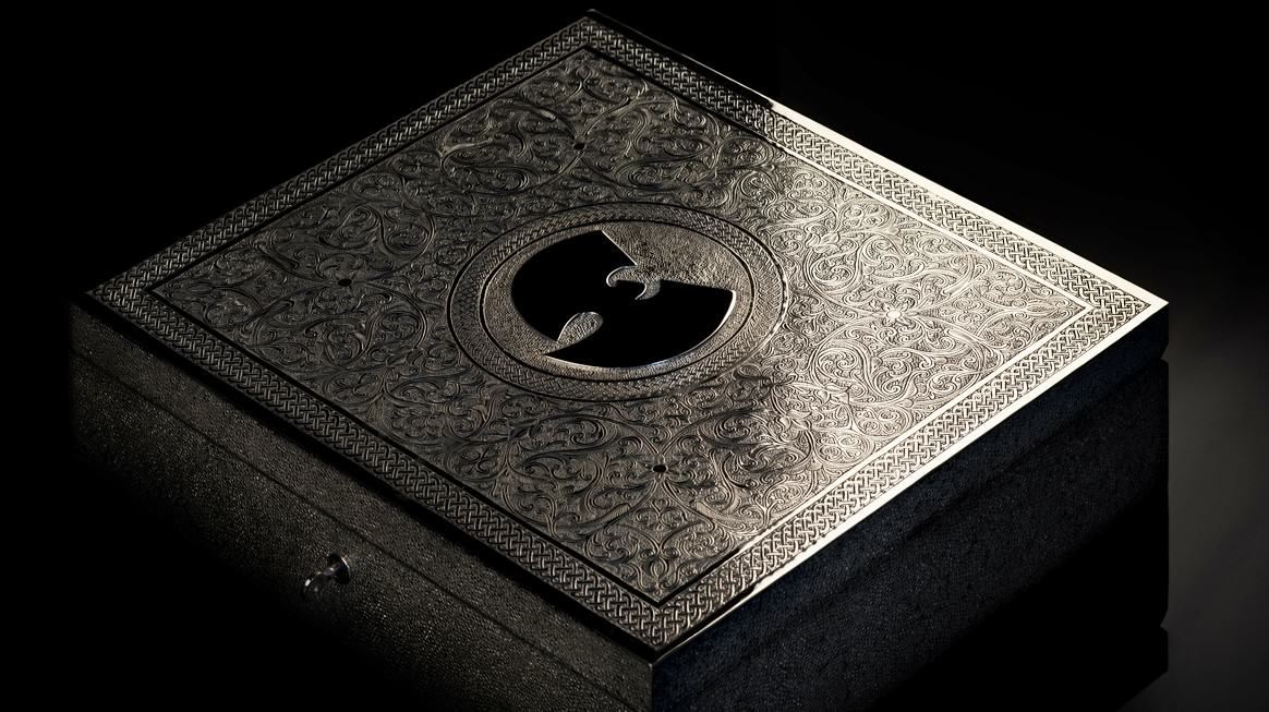 wutang3 Could Wu Tangs $2M One Off Album Be Legally Stolen By Bill Murray?