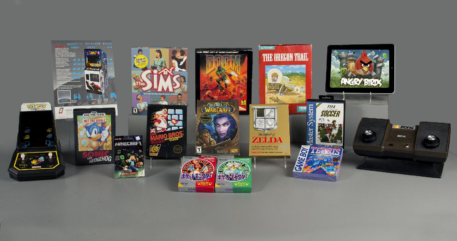 1430237043 nominees announced for new world video game hall of fame The Video Game Hall Of Fame Wants Your Nominations
