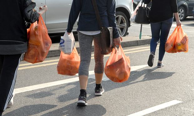 Shoppers Have Stolen A Ridiculous Amount Of Plastic Bags Since The 5p Charge 2568