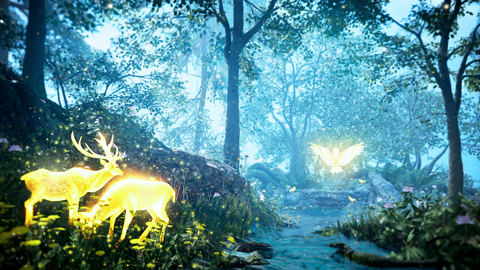 FCP 03 Owl Vision Screenshots PREVIEW PR 160126 6pm CET 1453716680 An Exclusive Look At Far Cry Primal Ahead Of Release Day