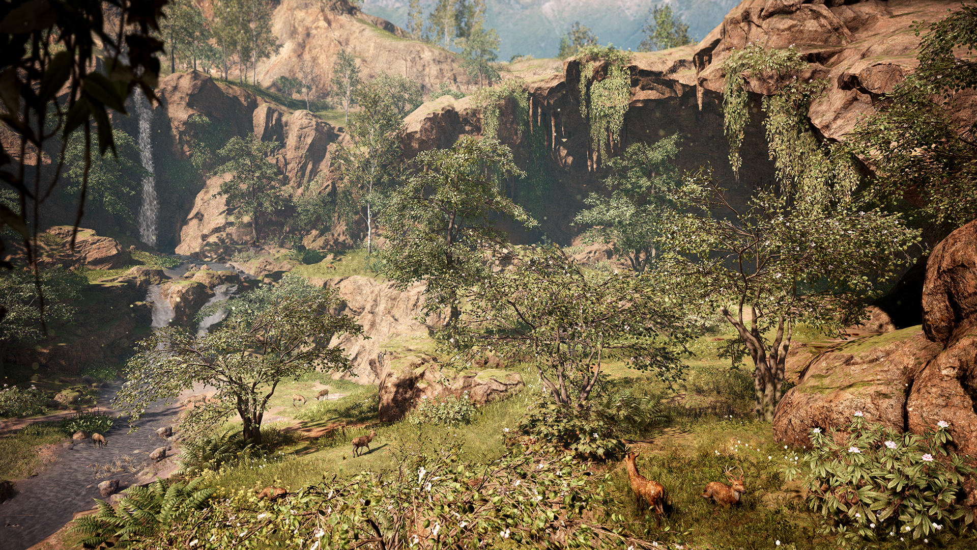 FCP 07 Village Empty Screenshots PREVIEW PR 160126 6pm CET 1453716687 An Exclusive Look At Far Cry Primal Ahead Of Release Day