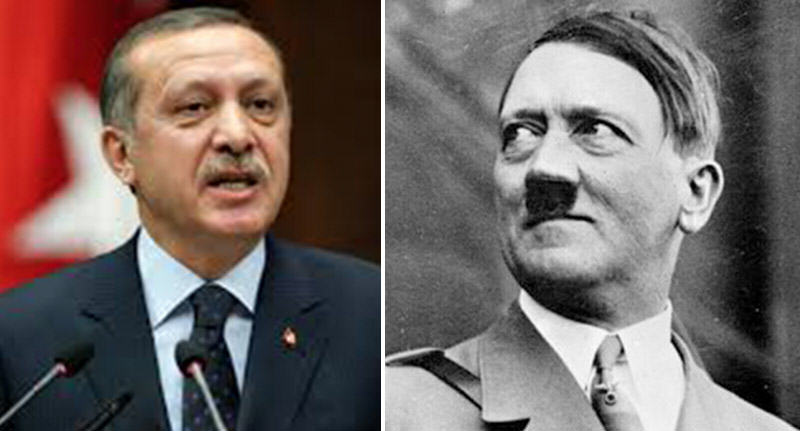FaceThumb 3 Turkish President Says Hitlers Germany Was A Good Example Of Effective Government