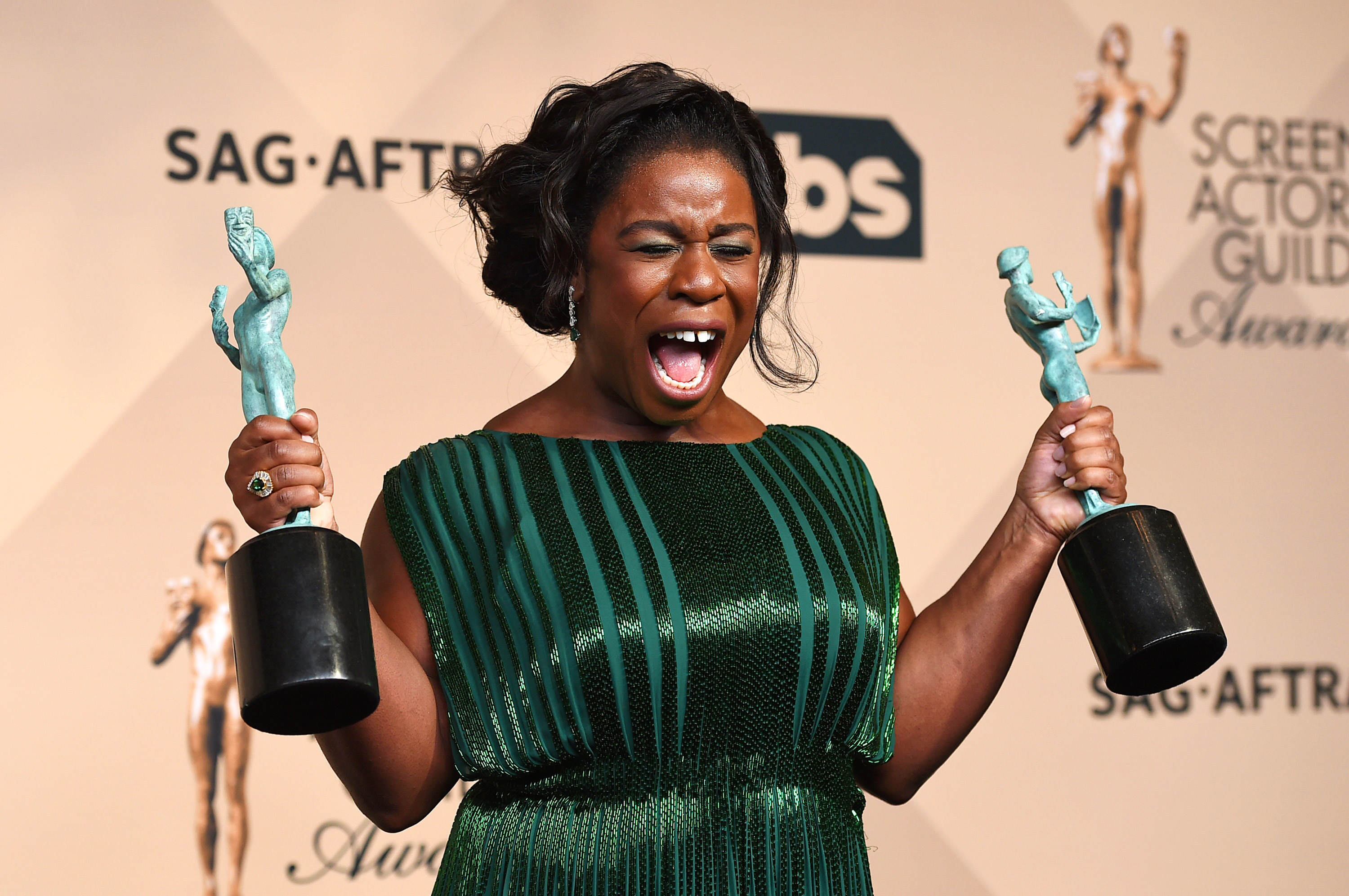 PA 25386421 1 Oscars Put To Shame By Number Of Non White Winners At SAG Awards