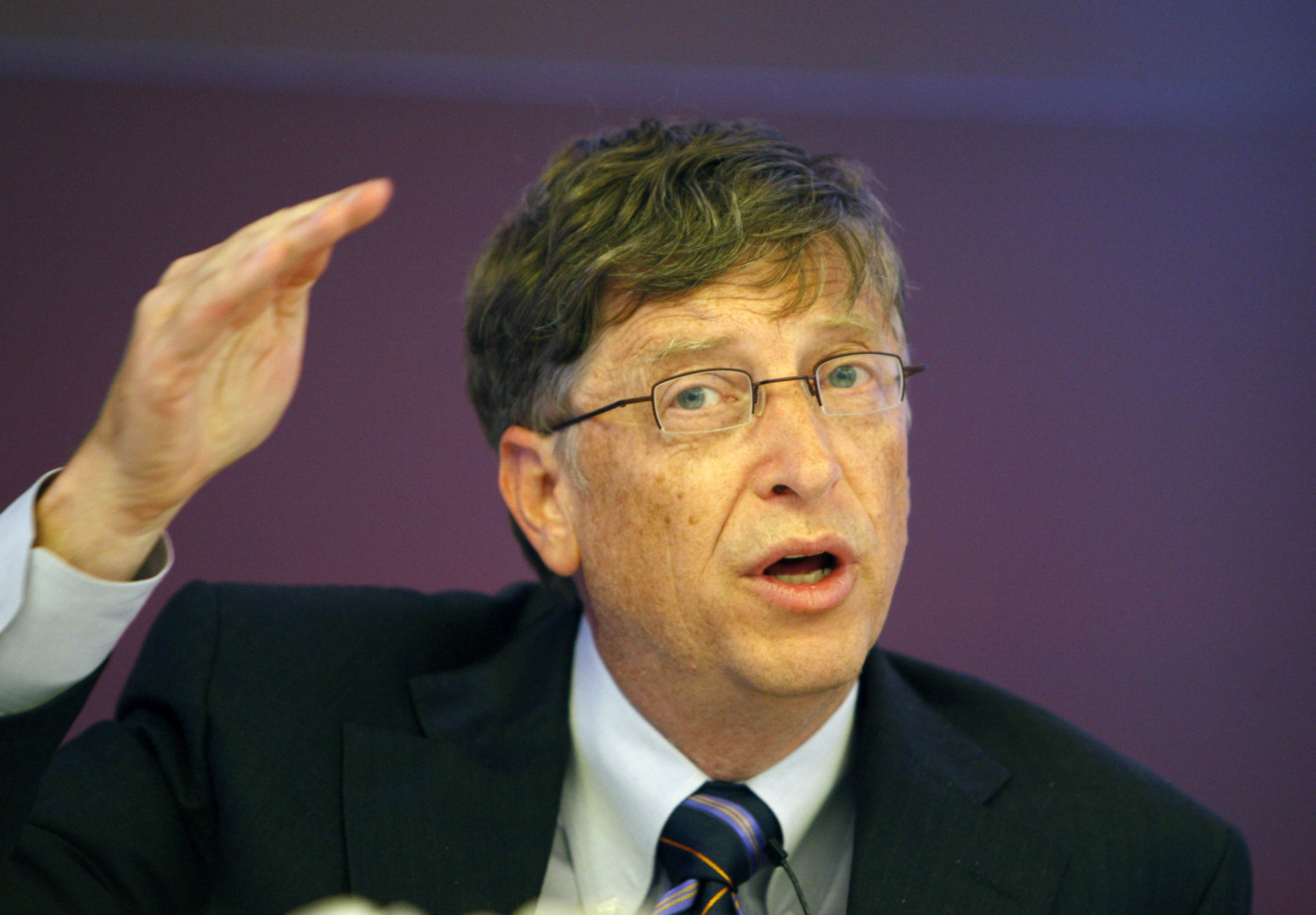 PA 6523057 Bill Gates Sounds Like An Absolute Nightmare Boss