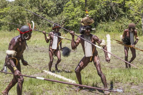 Couple Kidnapped And Tortured By Cannibals During Holiday PapuaNewGuinea1301a