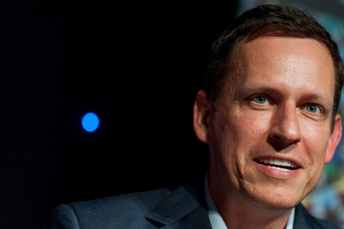 Peter Thiel from Fortune Live Media e1410971290253 1200x800 Are These Entrepreneurs Really Comic Book Supervillains?