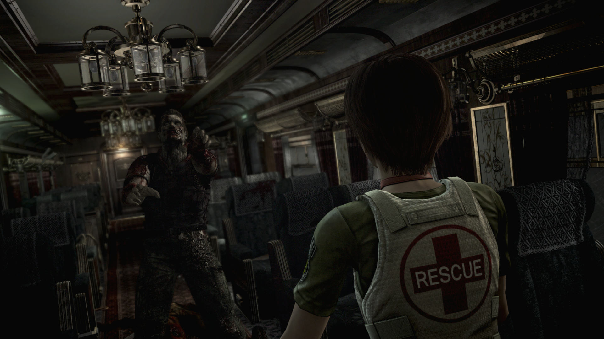 RE0 Review 0004 1452532989 Resident Evil 0 HD Is A Welcome Reminder Of The Series Roots