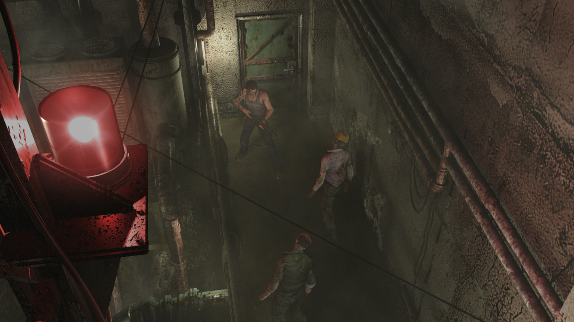RE0 Review 0021 1452532996 Resident Evil 0 HD Is A Welcome Reminder Of The Series Roots