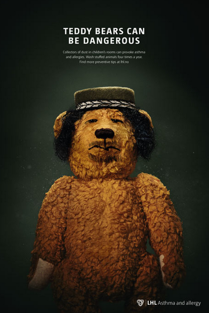 Screen Shot 2016 01 28 at 14.29.24 New Campaign Highlights Danger Of Teddy Bears By Comparing Them To Dictators
