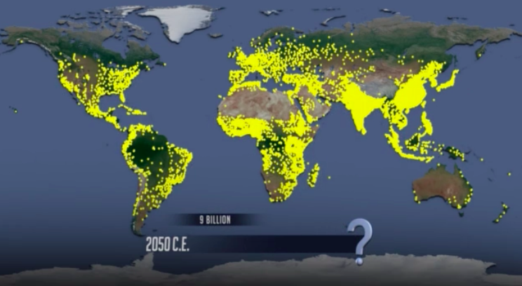 Screen Shot 2016 01 31 at 12.58.06 Incredible Video Shows How World Population Grew In The Last 2,000 Years