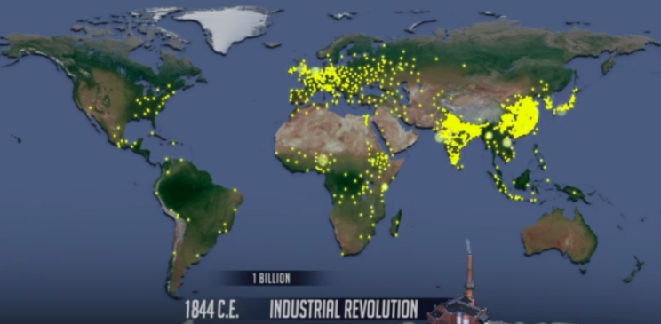 Screen Shot 2016 01 31 at 12.58.49 1 Incredible Video Shows How World Population Grew In The Last 2,000 Years
