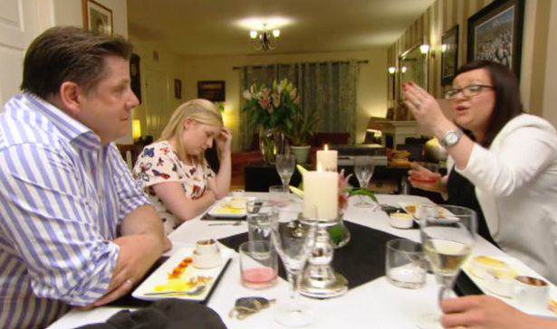 See one Come Dine With Me contestants scathing put down to rival as winner is revealed 1 1 Guy Who Had Epic Breakdown On Come Dine With Me Speaks Out