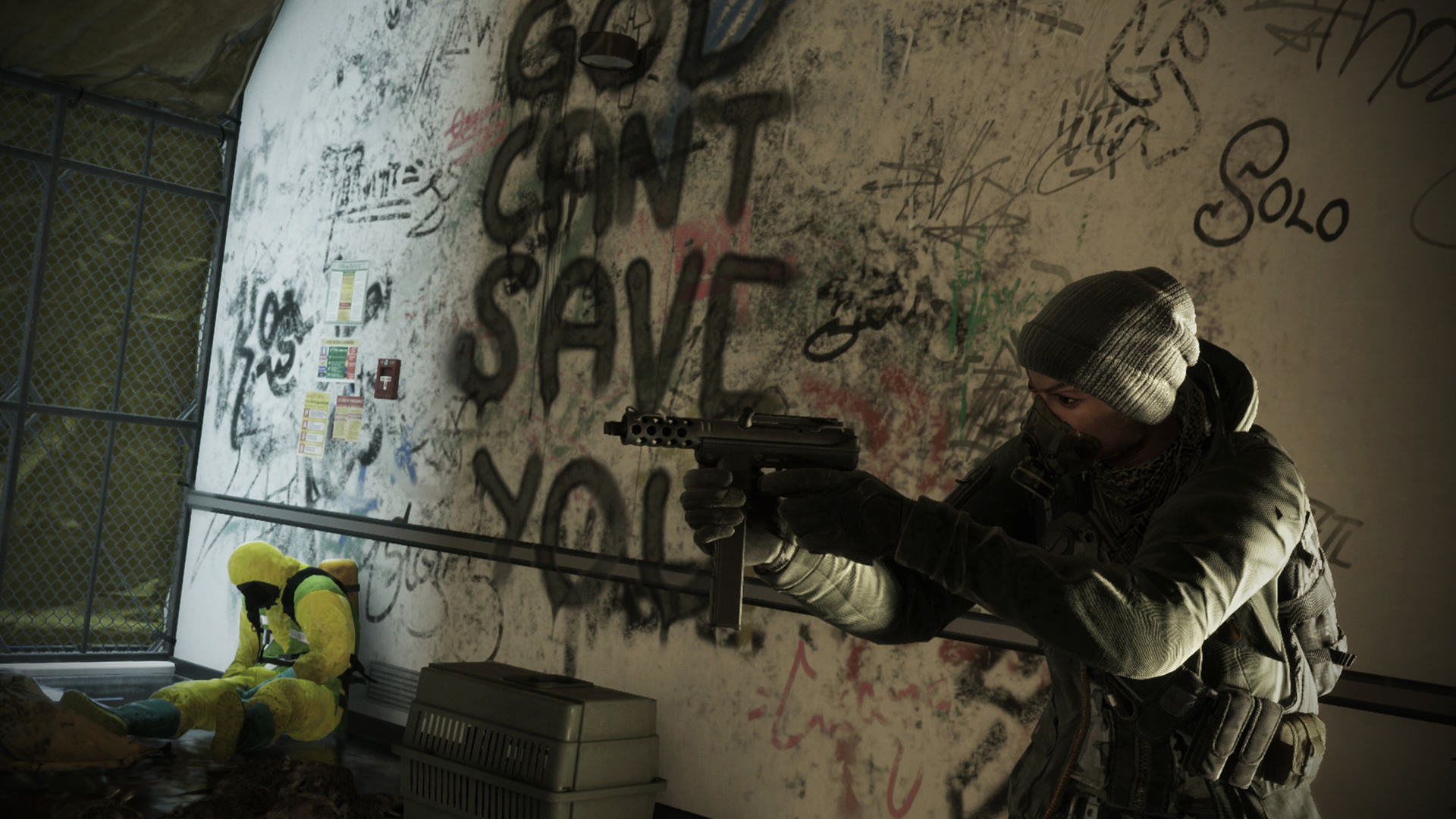 We Had An Exclusive Look At The Division Ahead Of Release Day TCTD 1601 web screenshot agent pistol