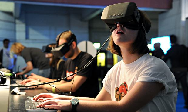 The Oculus Rift headset i 010 Oculus Founder Palmer Luckey Speaks Out About Rifts Controversial Price