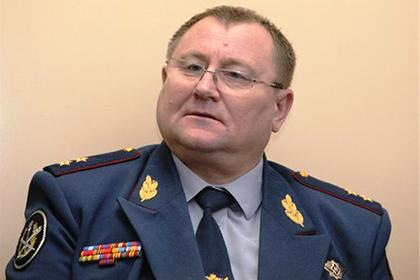 The head of the Federal Penitentiary Service for the Republic of Komi detained in Moscow Russian Official Accused Of Literal Highway Robbery