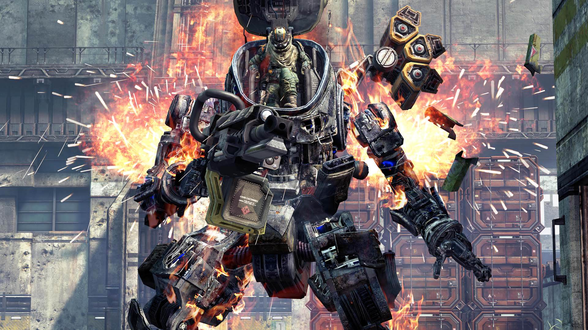 Titanfall 2 Is Looking Fantastic And Will Be Out Early 2017 Titanfall Screen 4